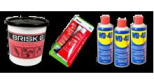 Spray, Frostschutzmittel