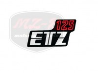 ETZ 125 KLEBEFOLIE 125