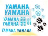 YAMAHA UNIVERSAL KLEBEFOLIE SATZ YAMAHA /BLAU/